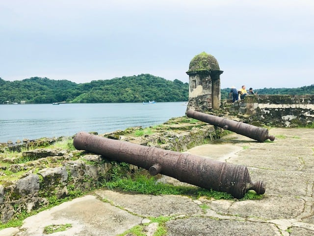Visit the Intriguing Historic Town of Porto Belo, Panama