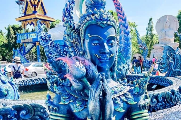 Chiang Mai to Chiang Rai: Top Temples to Visit