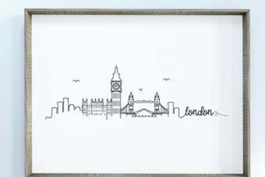 gifts for travel, gifts for travel lovers, gift for travel lovers, unique travel gifts, gifts for her, travel gift ideas for her, best luxury travel gifts, gifts for friends going travelling, travel gifts for her, wall art, city skyline