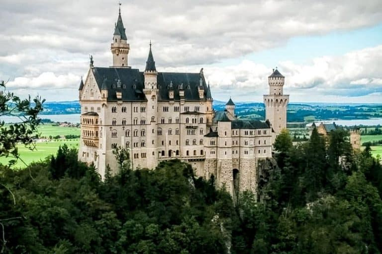 Neuschwanstein: One of the Most Famous Castles in Germany