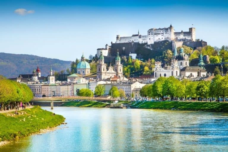 How to Make the Most of One Day in Salzburg